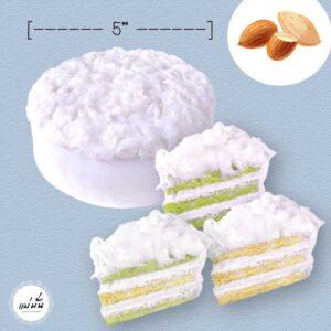 เค้กไร้แป้งไร้น้ำตาล