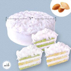 เค้กคีโตวันเกิด