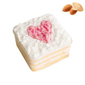 เค้กคีโตมินิมอลวาเลนไทน์